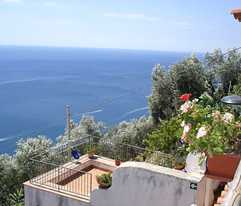 Affitta camere<br> stelle in Amalfi - Affitta camere<br> HH Le Palme