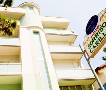 Alberghi cervia costiera romagnola hotel pensioni ostelli appartamenti in affitto - Bagno sorriso cervia ...