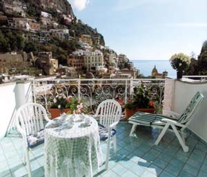 Bed and breakfast<br> 2 stelle in Positano - Bed and breakfast<br> Royal Prisco