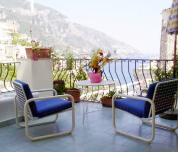 Bed and breakfast<br> stelle in Positano - Bed and breakfast<br> Residence Venus-Inn