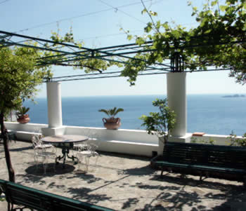 Bed and breakfast<br> stelle in Positano - Bed and breakfast<br> Villa Oliviero