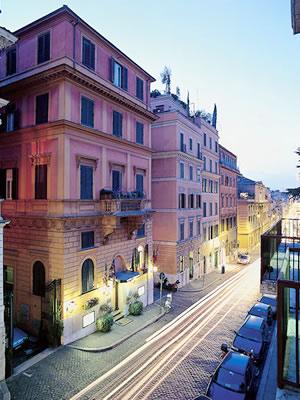 Nuovo Hotel Quattro Fontane Roma