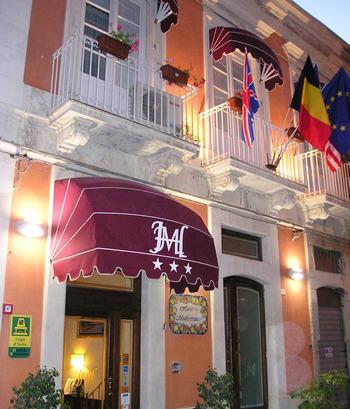 Alberghi siracusa porti stazione hotel pensioni ostelli for Alberghi di siracusa