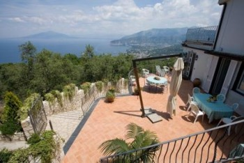Bed and breakfast<br> stelle in Sorrento - Bed and breakfast<br> La Cartolina Residence