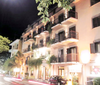 Albergo 4 stelle in Sorrento - Albergo Central
